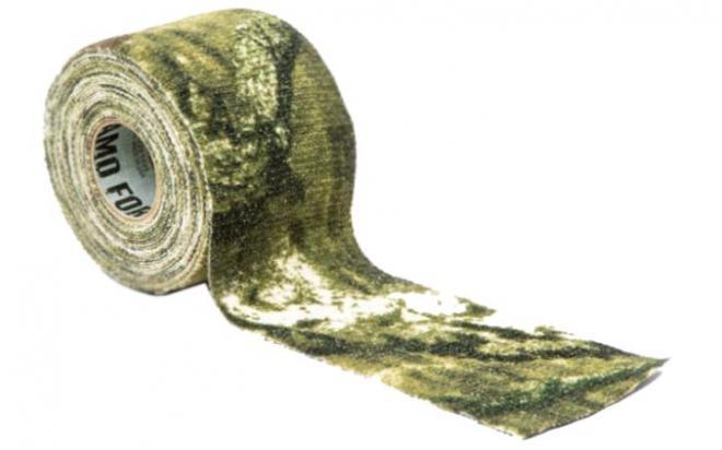 Камуфляжная лента многоразовая McNett Break Up (тёмный лес, длина 3,66 м, ширина 5 см)