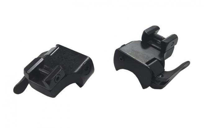 Кронштейн EAW для Blaser R93 под LM-призму (быстросъем., регул.рычаги, высота 16 мм, сталь)