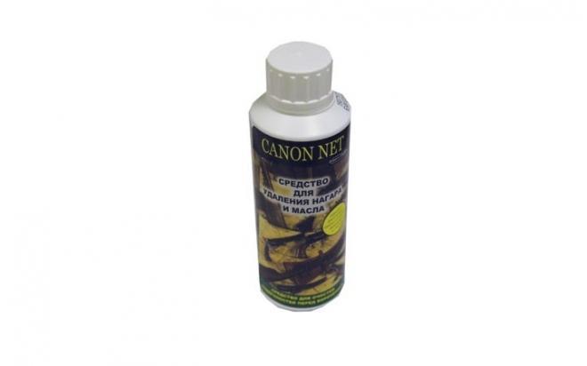 Средство для удаления нагара и масла CANON NET 250 мл
