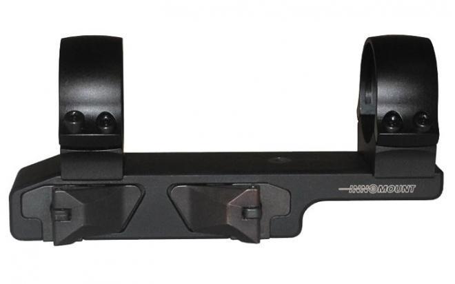 Быстросъемный кронштейн Innomount 11 мм с кольцами 25,4 мм