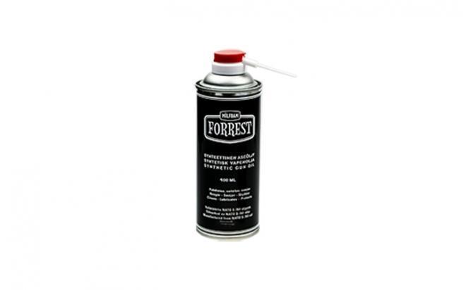 Масло FORREST Synthetic для оружия (100% синтетическое, 400 мл., аэрозоль)