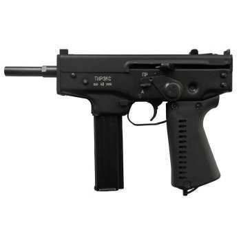 Пневматический пистолет ТиРэкс ППА-К 4,5 мм