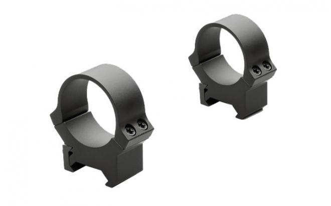 Кольца Leupold PRW 30 мм. на Weaver/Picatinny не быстросъемные (низкие, матовые)
