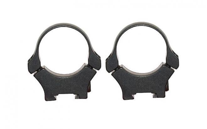 Кольца EAW раздельные небыстросъемные на призму (11мм, кольца 26мм, высота 12мм, алюминиевый сплав)