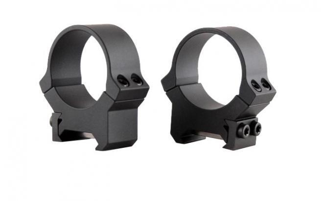 Кольца Leupold PRW 26 мм на Weaver/Picatinny не быстросъемные (средние, матовые, металл, 170гр)