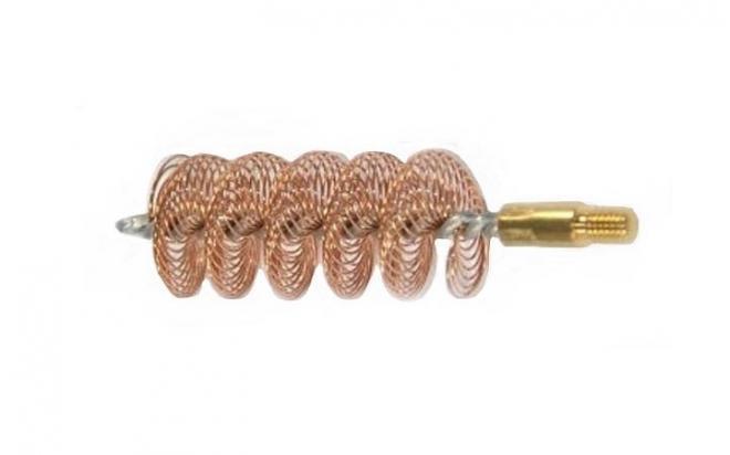 Ершик бронзовый, спиральный, 12 кал.