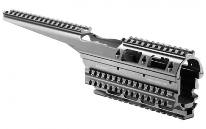 Алюминиевое цевье FAB Defense для АК47, 74, Сайга