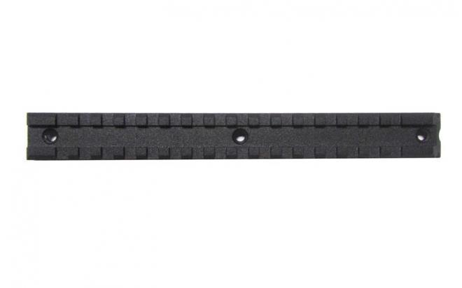 Планка Weaver ВПО 133, 136 (на крышку ствольной коробки)
