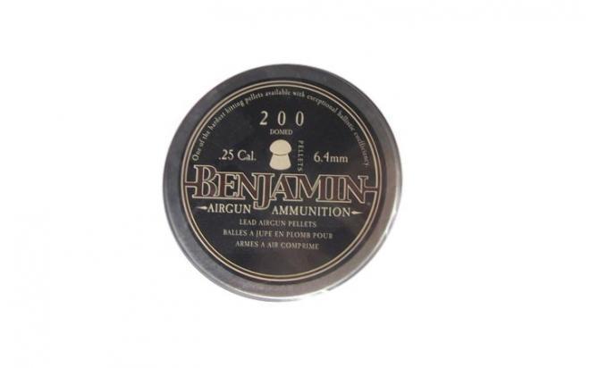 Пули пневматические Crosman Benjamin Discovery Domed 6,35 мм 27,8 гран (200 шт)