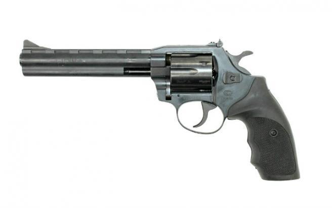 Травматический револьвер Гроза Р-06 9 мм