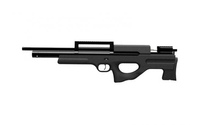 Пневматическая винтовка Ataman M2R Булл-пап 5,5 мм (Чёрный)(магазин в комплекте)(425/RB)