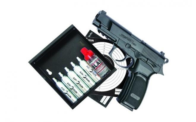 Подарочный набор ASG Bersa Thunder 9 Pro 4,5 мм