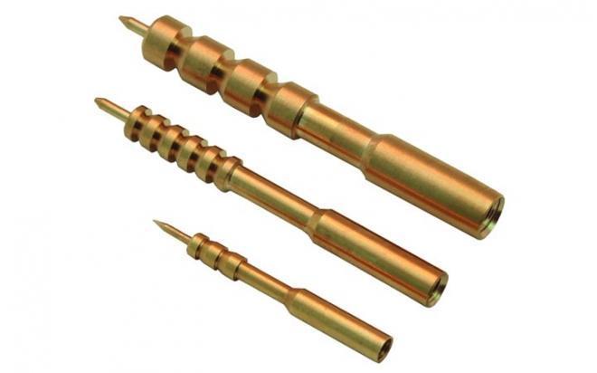 Вишер ЧИСТОGUN 17J для  StilCrin, Nimar, MegaLine, VFG (3,5 мм, латунь, резьба мама)