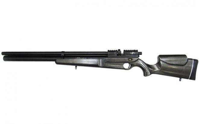Пневматическая винтовка Ataman M2R Карабин 9 мм (Карбон)(магазин в комплекте)(H159/RB)
