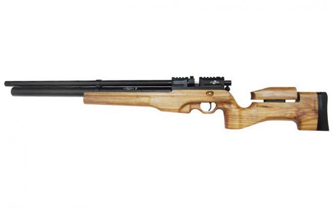 Пневматическая винтовка Ataman M2R Тип I Тактик Карабин 7,62 мм (Дерево)(магазин в комплекте)(H217/RB)