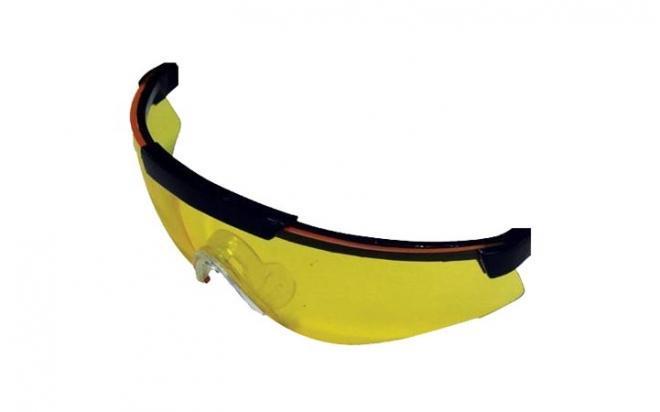 Линзы для очков стрелковых Sporty, жёлтые