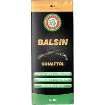Средство для обработки дерева Balsin Schaftol (бесцветный) 50 мл.