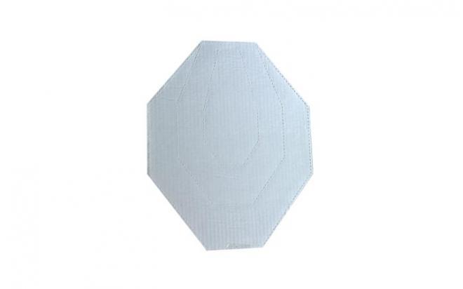 Мишень IPSC 580х460 мм (классическая с белой стороной)