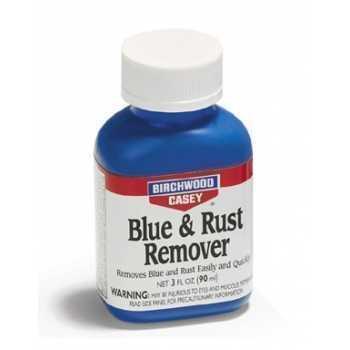 Состав для удаления воронения и ржавчины Blue & Rust Remover 90 мл.