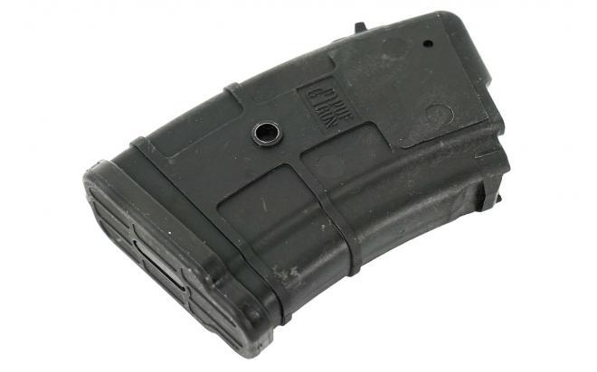 Магазин Pufgun ВПО-136/АК/АКМ/Сайга (10 патронов, полимер, черный, 118 гр)