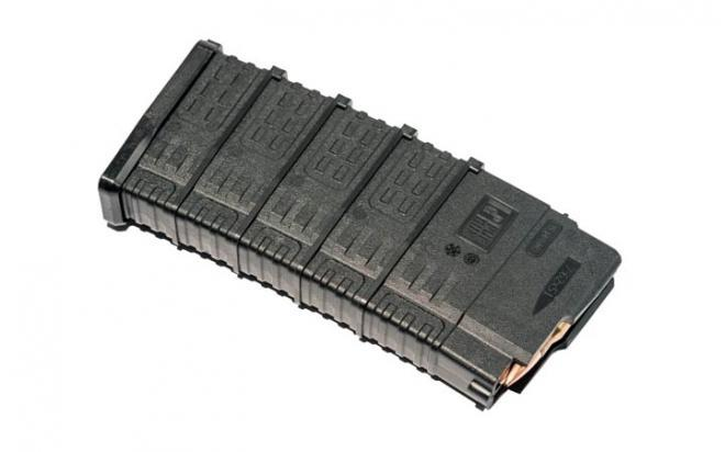 Магазин Pufgun Вепрь-308 (25 патронов, полимер, черный, 191 гр)