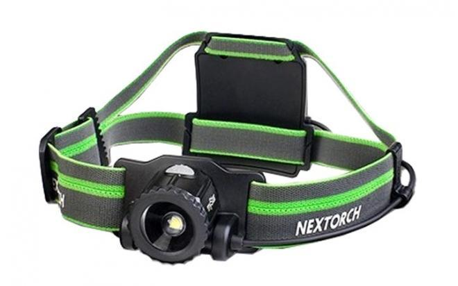 Фонарь налобный Nextorch my Star H-Series 550 люмен