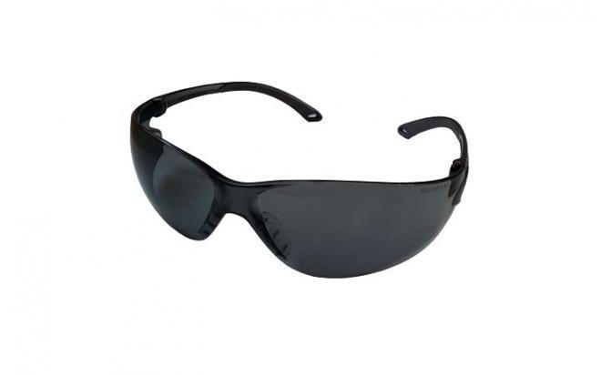 Очки стрелковые защитные Stalker, черные