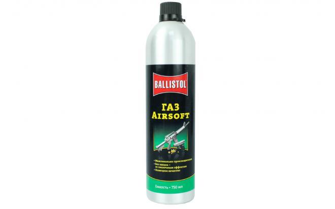 Газ страйкбольный Ballistol Airsoft-Gas 750 мл