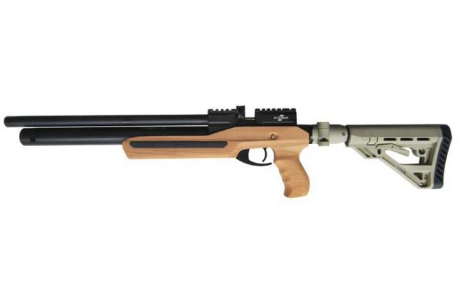 Пневматическая винтовка Ataman M2R Ultra-C SL 6,35 мм (Дерево)(магазин в комплекте)(706/RB-SL)