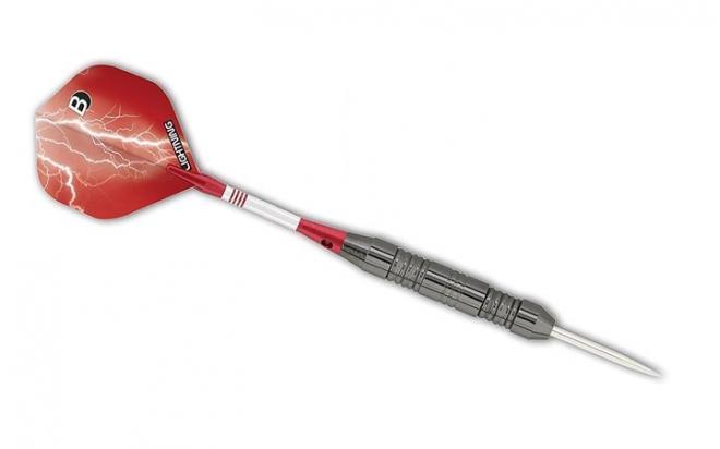 Дротик Bulls Aero-Steeldart 23g (12643)