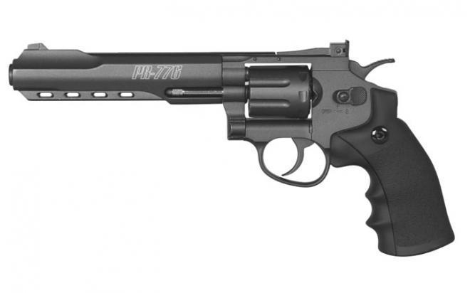 Пневматический револьвер Gamo PR-776 4,5 мм