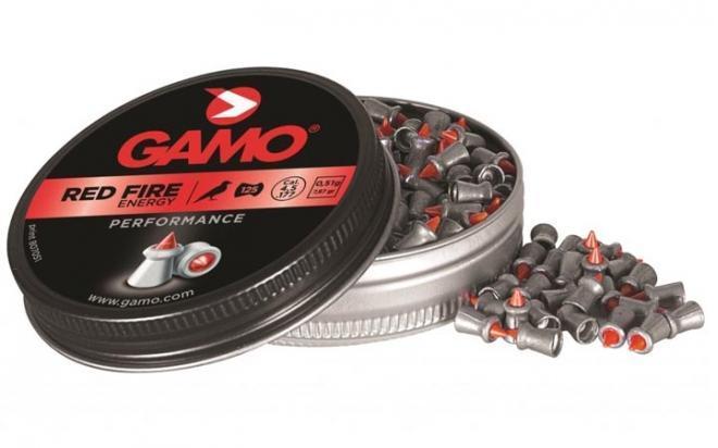 Пули пневматические GAMO Red Fire 4,5 мм (125 шт.)