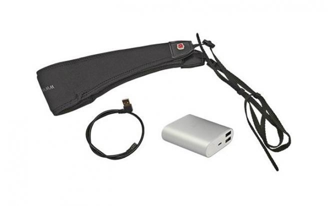 Аккумулятор ATN 10000 мАч, USB/micro-USB