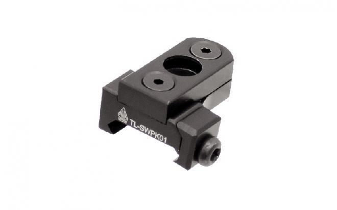 Адаптер Leapers UTG для QD-антабок на Keymod и Weaver/Picatinny 9.3 мм