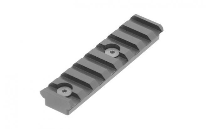 Кронштейн UTG Picatinny на KeyMod длина 80 мм, высота 9,5 мм