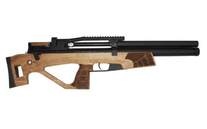 Пневматическая винтовка Jæger SPR Булл-пап 5,5 мм (редуктор, ствол 450 мм., чок)