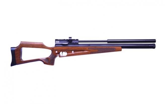 Пневматическая винтовка Jæger SPR Карабин 6,35 мм (редуктор, ствол 470 мм., чок)