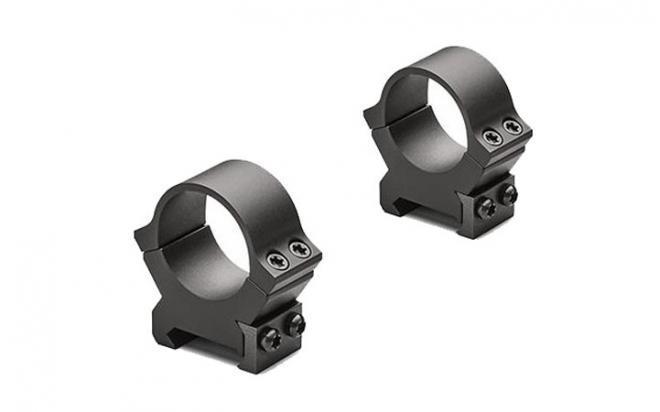 Кольца Leupold PRW2 30 мм на Weaver/Picatinny не быстросъемные (высокие, матовые, сталь)