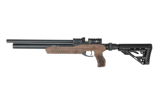 Пневматическая винтовка Ataman M2R Ultra-C SL 6,35 мм (Дерево)(магазин в комплекте)(716/RB-SL)