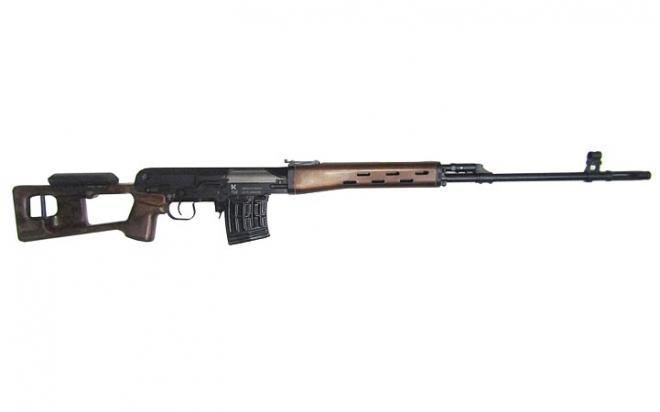 Карабин Kalashnikov TG3 9,6х53 Ланкастер