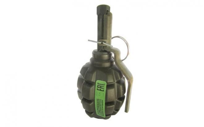 Учебно-имитационное изделие PFX мина-растяжка F-1 (Sbb) Страйк шары
