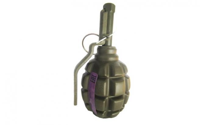 Учебно-имитационное изделие PFX мина-растяжка F-1 (P50) Краска шары