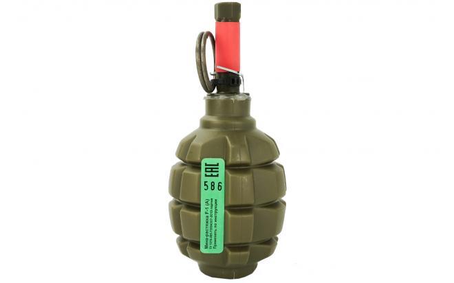 Учебно-имитационное изделие PFX мина-растяжка F-1 (A) Акустическая