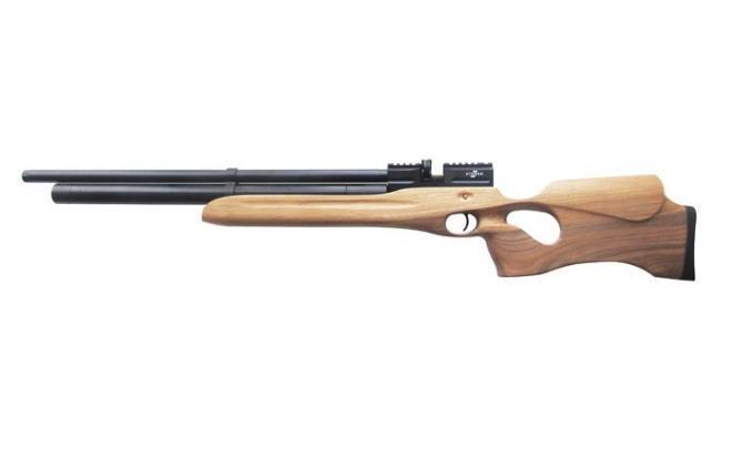 Пневматическая винтовка Ataman M2R Эргономик Карабин SL 6,35 мм (Дерево)(магазин в комплекте)(916/RB-SL)