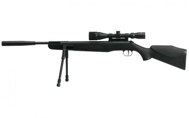 Пневматическая винтовка Diana 350F Panther Magnum Professional (3-9х40 креп. кольца)