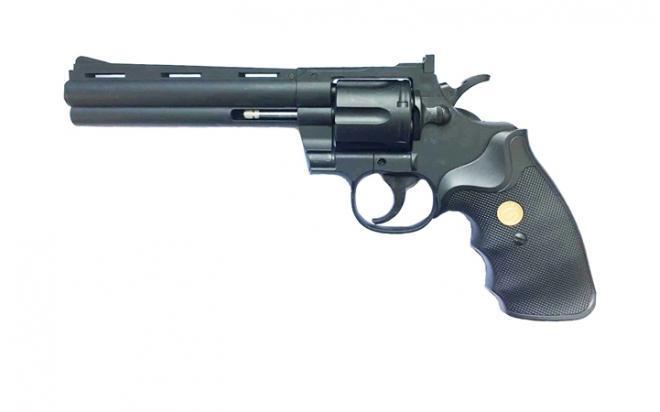 Револьвер Galaxy G.36 пружинный 6 мм
