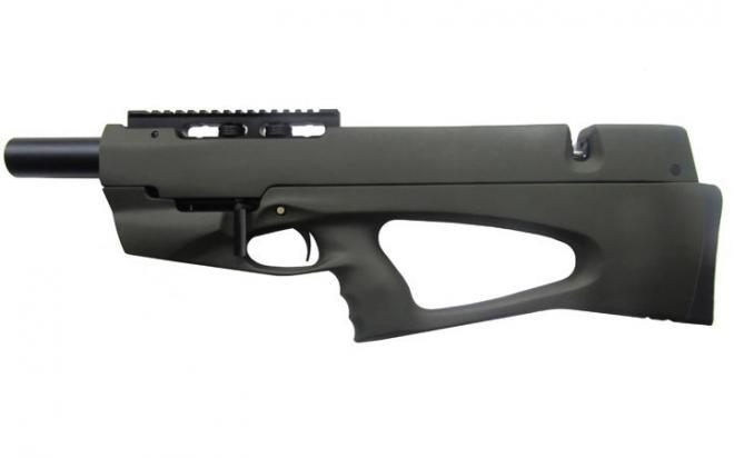 Пневматическая винтовка Ataman Micro-B BP17 503 5,5 мм