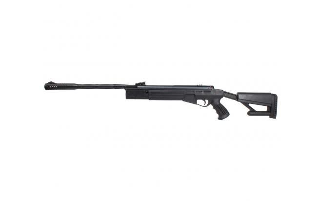 Пневматическая винтовка Hatsan AIRTACT 4,5 мм (пластик)