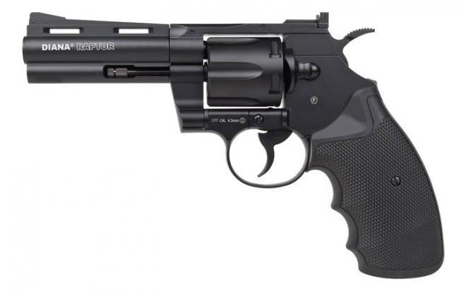 Пневматический пистолет Diana Raptor-4 4,5 мм