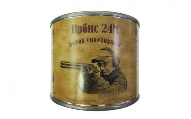 Порох Ирбис 24М (200 гр)